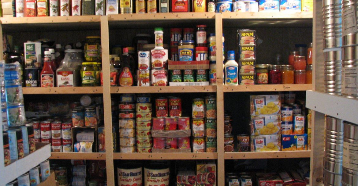 4 Survival foods to consider adding to your food pantry.